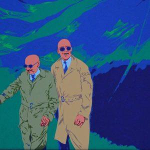 Painting: Wayfaring by Harman Dickson