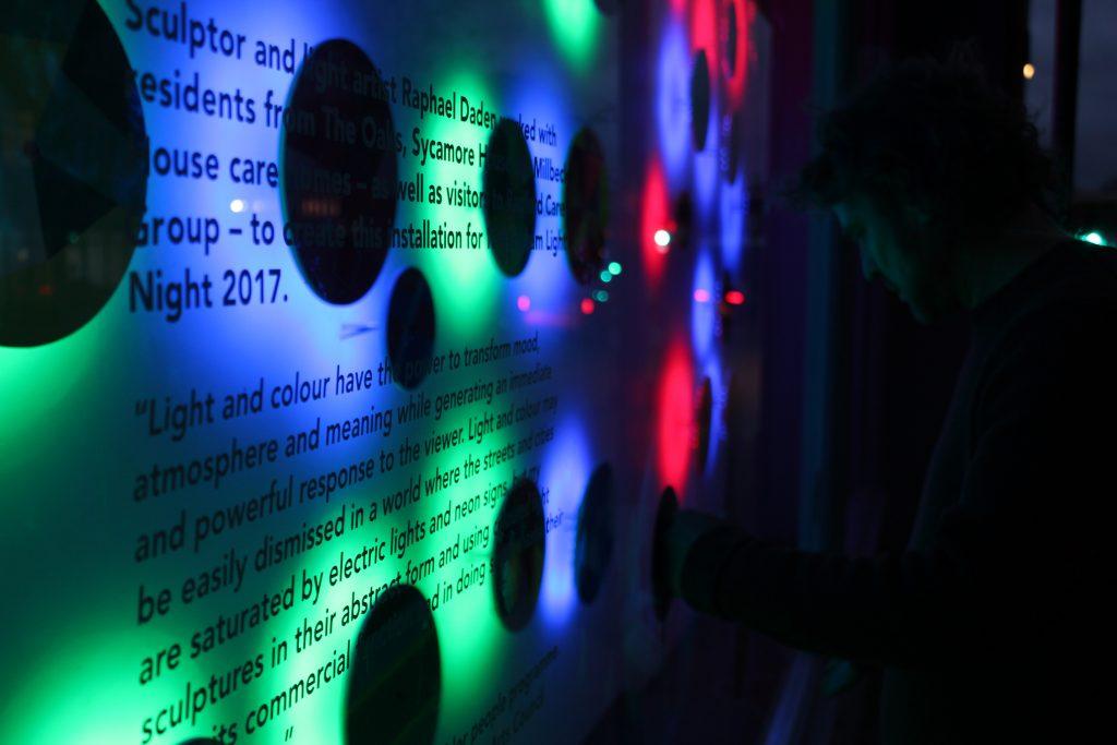 Light artwork