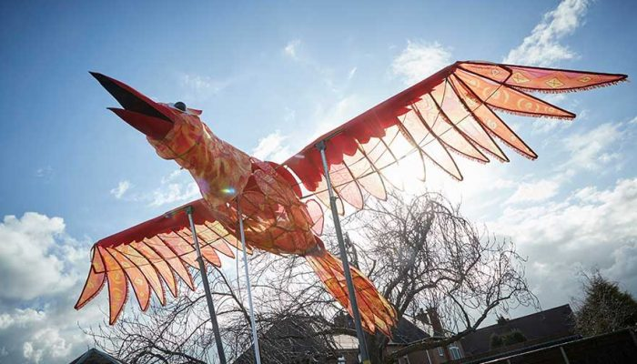 The Phoenix at Cantrell School