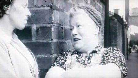 Mrs Bull from Saturday Night & Sunday Morning