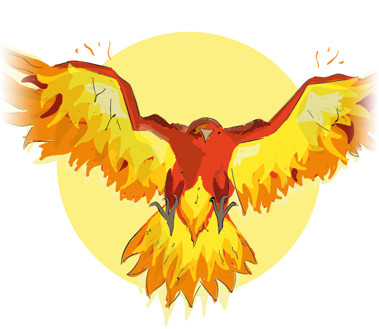 Phoenix Ilustration
