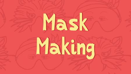 Mask Making by Stephen Jon