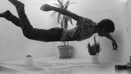 Floating dancer Jamal Sterrett Phoenix