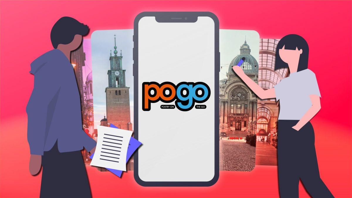 Pogo - Poetry On The Go