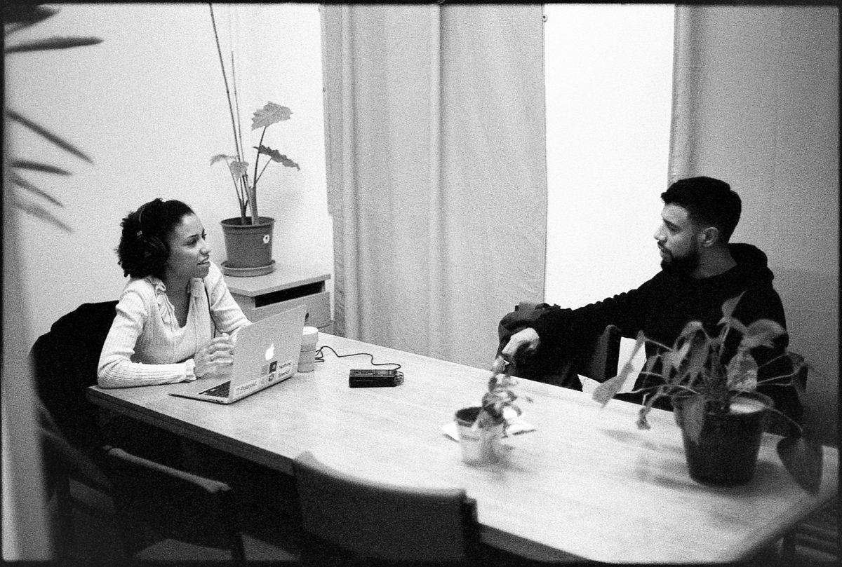 Rachel Willcocks interviews Nathaniel Wilson