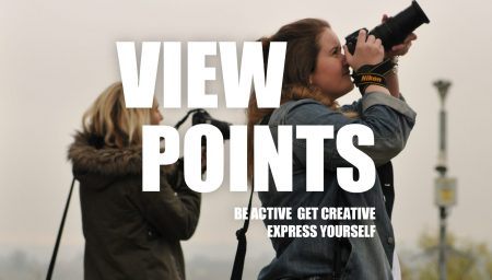 View Points - Be Active, Get Creative, Express Yoursefl